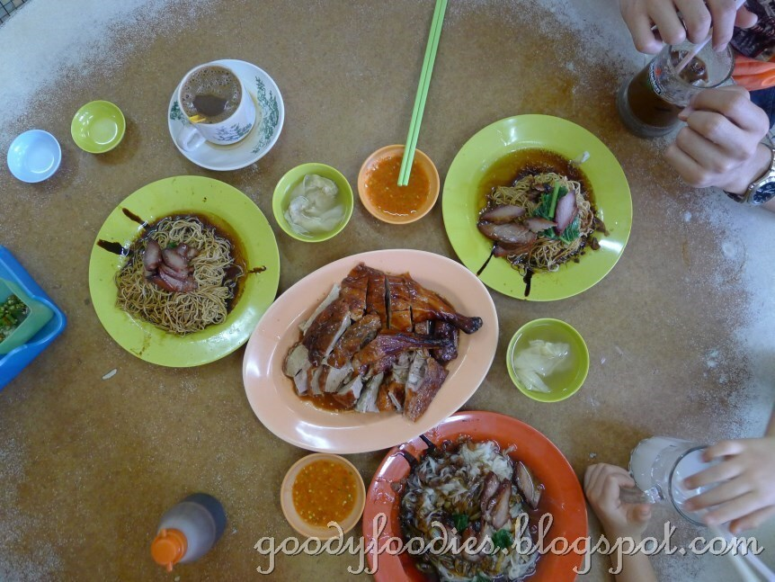 Eating Out in Seremban - Breakfast, Lunch and Afternoon Snack