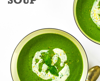 Recipe: Creamy Broccoli & Cannellini Soup