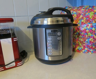 Bella Multi-Function Electric 6 Litre Pressure and Slow Cooker Review