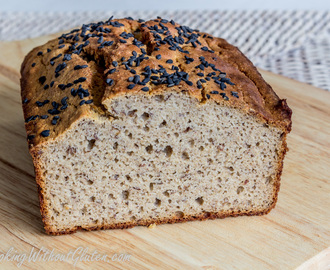 Gluten Free Easy Buckwheat Bread