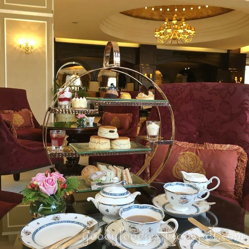 Afternoon Tea @ The Tea Lounge, The Majestic KL