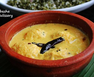 MAMBAZHA PULISSERY - SWEET SOUR RIPE MANGO YOGURT CURRY RECIPE