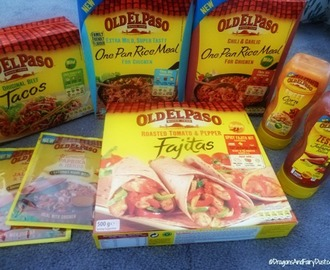 Quick Dinners With Old El Paso