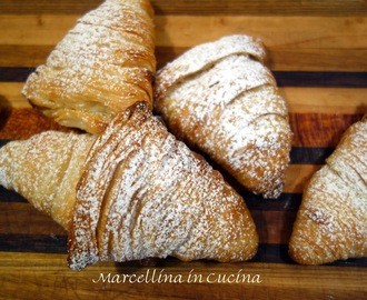 SFOGLIATELLE - THE DARING BAKERS' NOVEMBER, 2013  CHALLENGE