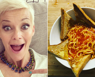 TV Presenter Jessica Rowe Shows Her Honest Family Dinners