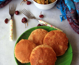 Banarasi Kachori and raswale aloo Recipe - Breakfast Recipe - Kids special