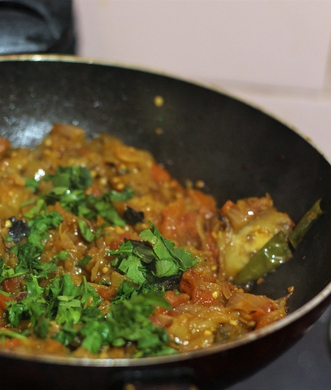 Baingan Bharta Recipe, How to make Baingan Bharta