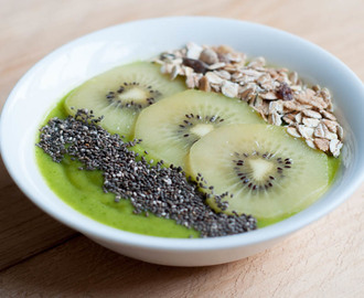 Sun Gold kiwi smoothiebowl