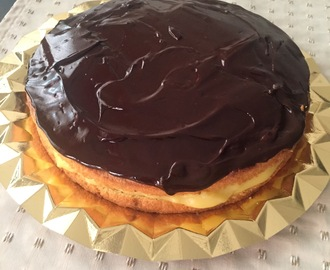 """Boston Cream Pie"""