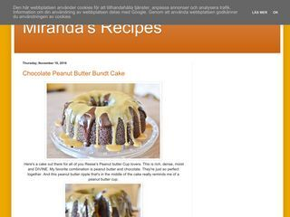Miranda's Recipes