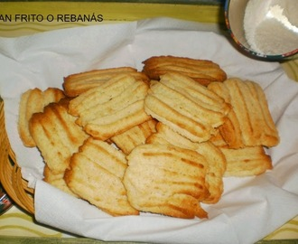 GALLETAS DE MANTECA Y COCO