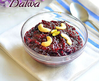 Easy Beetroot Halwa Recipe In Pressure Cooker