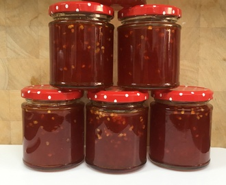 Chilli Jelly -Choose your weapon…