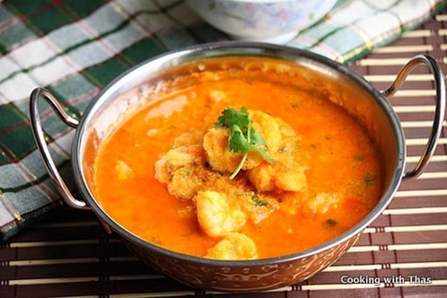 Goan Shrimp Curry