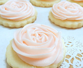 Baby Meet & Greet, Sweet Rose Cookies