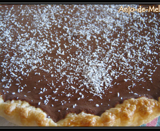 Tarte de Chocolate e Coco