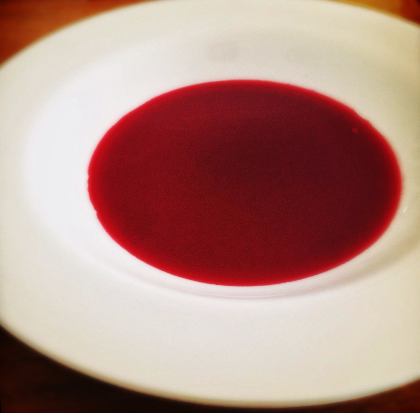 South Indian Beetroot Soup
