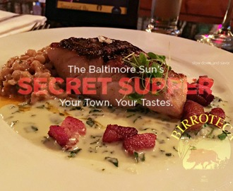 The Baltimore Sun's Secret Supper at Birroteca