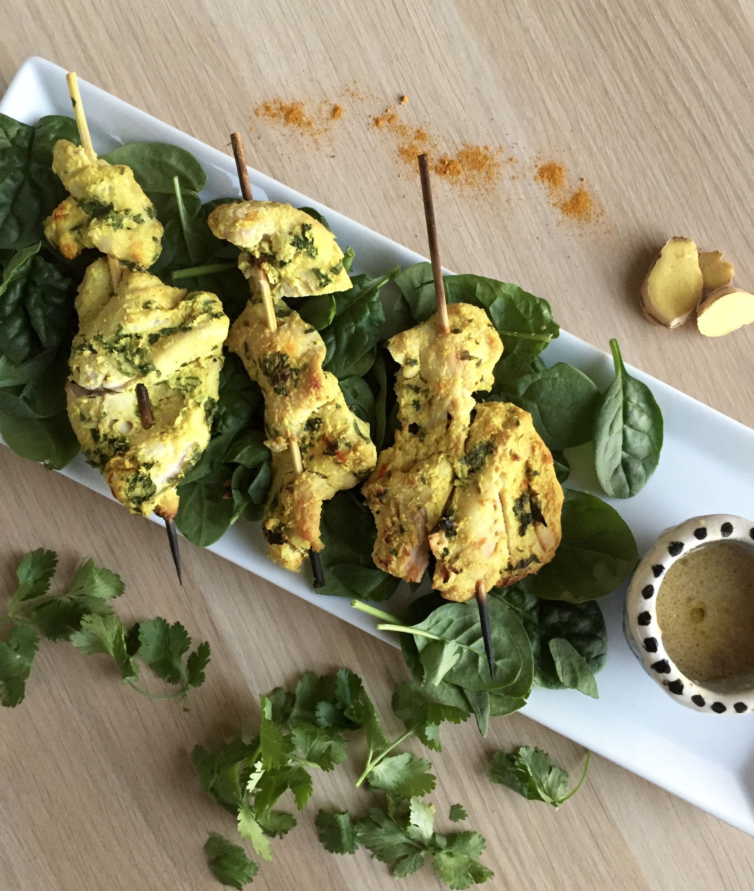 Paleo Coconut Chicken Satay (AIP, Low-Fodmap, Nightshade Free)