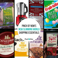 New Slimming World Shopping Essentials – 27/1/16