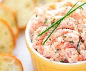 Paté de delícias do mar light
