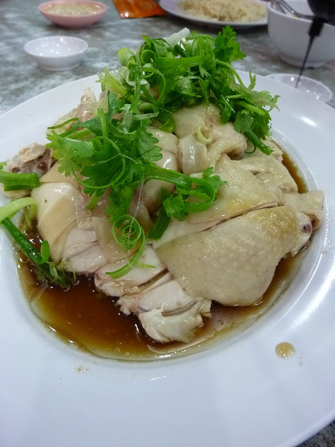 Singapore Chicken Rice, Hainanese Beef Noodles Lee Fun Nam Kee &  Hai Nan Xing Zhou