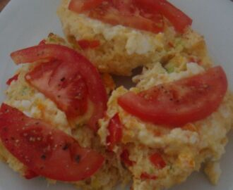 A Twist on The Best Cheese Scones Ever - Perfect for Lunch