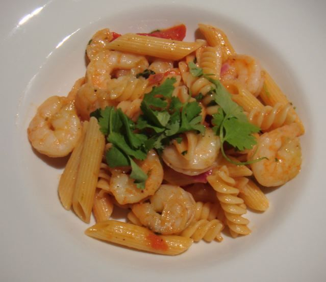 Best Prawn Pasta - Quick and Easy