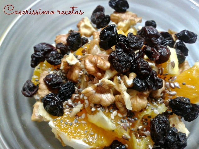 POSTRE LIGHT Y NUTRITIVO