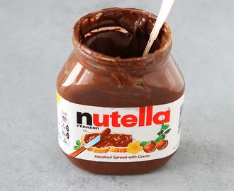 Recepten voor nutella toetje - myTaste