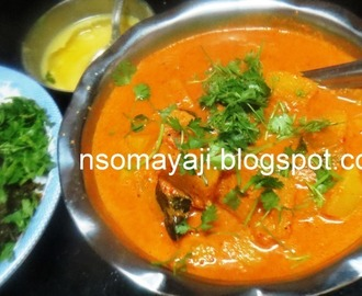 Red Pumpkin Curry