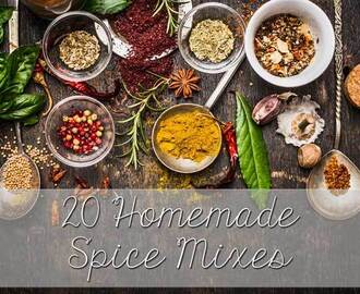 Our 15 Favorite Homemade Spice Mixes