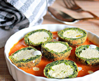 Shaam Savera, Spinach Paneer Kofta Curry