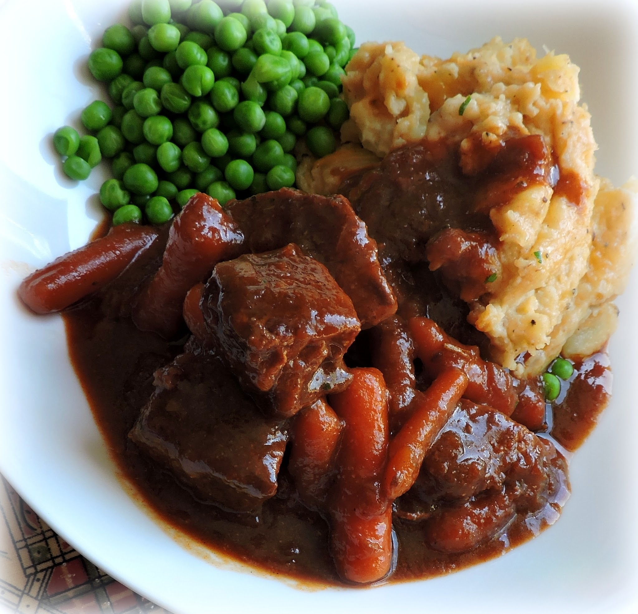Braised Beef with Guinness