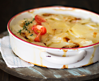 The only scalloped potatoes recipe you'll ever need!