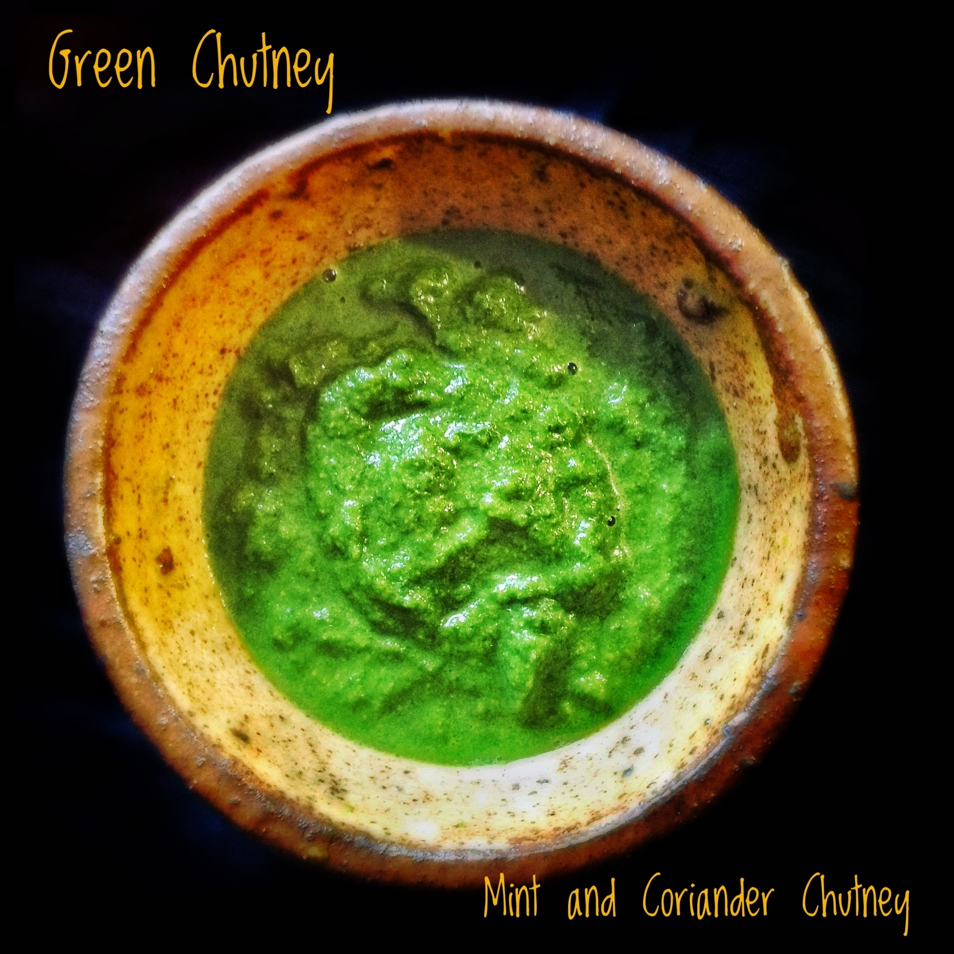 Green Chutney | Indian Mint and Coriander Chutney