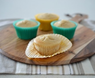 Easy Thermomix Banana Muffins