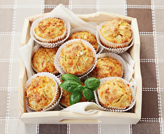 Hawaiian Lunch Muffins