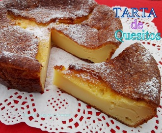 Tarta de quesitos