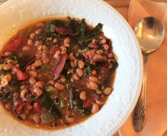 Hoppin John for a Low Carb (and lucky) New Years Day
