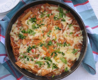 One-Pot Lasagne.