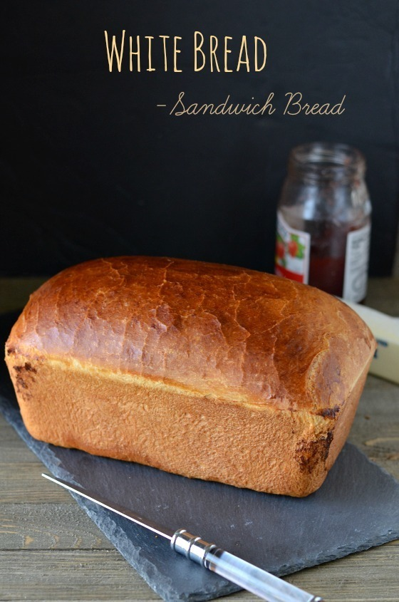 Sandwich Bread/White Bread/Classic White Bread