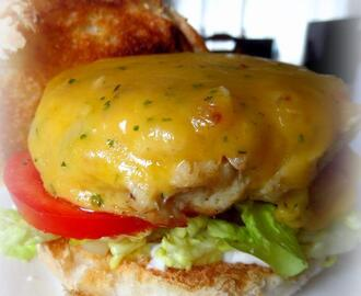 Deliciously Different, Tuna Burgers . . .  Fish for Friday