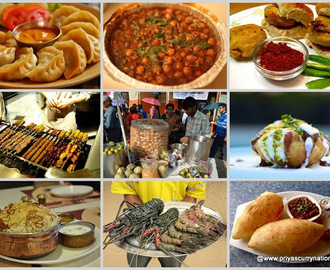 10 places in india every foodie must visit , guest post by Rohit