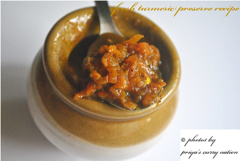 how to preserve fresh turmeric , how to store fresh turmeric