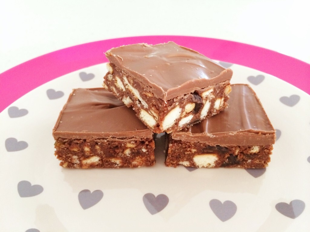 Fabulous Foodie Fridays – Chocolate Hedgehog Slice