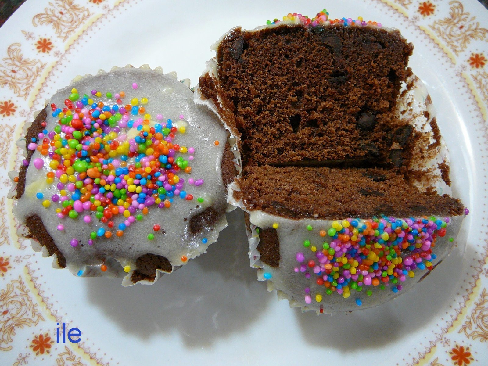 Mini cakes de chocolate - receta de Osvaldo Gross