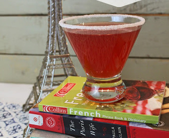 Summer Drink Series: French Kiss Martini (Guest Post by Mr. & Mrs. P!)