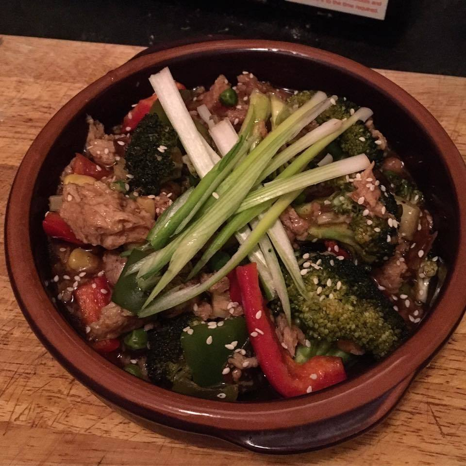 "CHINESE VEGGIE SLOW COOKED ""YEAR OF THE"" ROOSTER"
