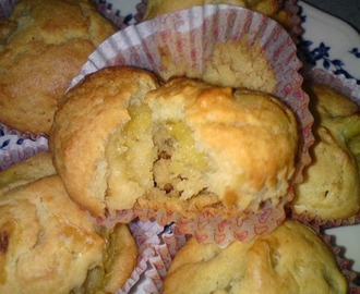 Durian Muffins